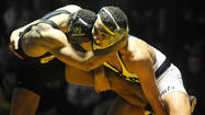 Harford County wrestlers at 3A/4A east regional [Pictures]