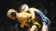River Hill wrestling wins 3A/4A East regional title