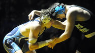 Howard County wrestlers in 3A/4A east regional tournament [Pictures]