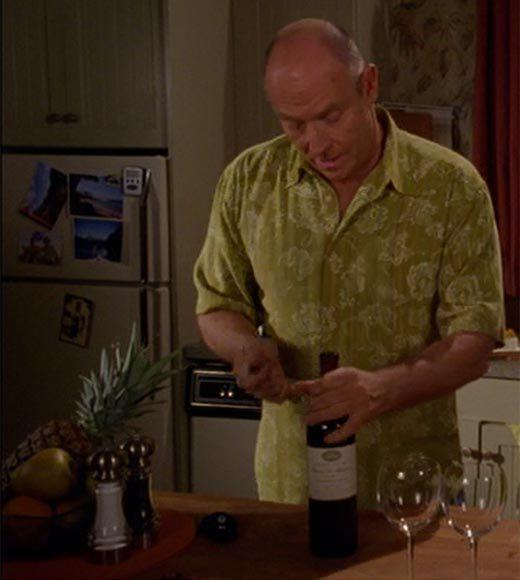 'Psych': The pineapple in (almost) every episode: Theres a pineapple in Henrys kitchen fruit bowl.  Bonus points: The Gus alias is Lemongrass Gogulope.