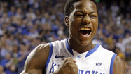 LEXINGTON, Ky. (AP) - Julius Mays' eight points in overtime, including four clinching free throws in the final 33 seconds, helped Kentucky get the important victory it needed to bolster its NCAA tournament chances, beating Missouri 90-83 Saturday night.