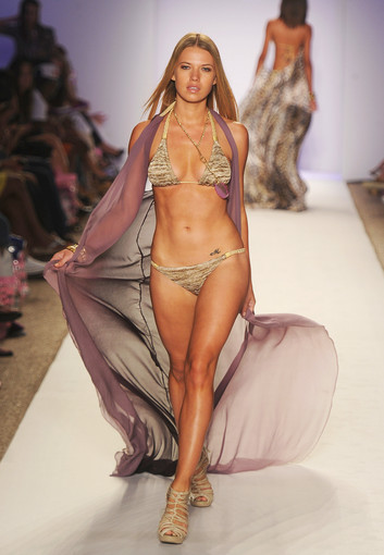 <b>Photos:</b> Mercedes-Benz Fashion Week Swim - Have Faith Swimwear