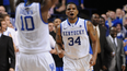 UK Basketball: Mays says Cats living in moment after win over Missouri