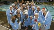 Girls' Water Polo: Crown the Queens