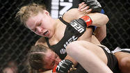 Photo Gallery: Glendale Fighting Club's Ronda Rousey retains title in UFC 157