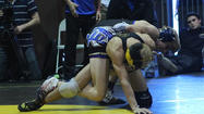 For the second weekend in a row, San Marino High wrestler Evan Wick was in the hunt for a CIF Southern Section championship.
