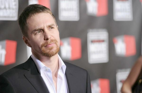 """Conviction"" actor Sam Rockwell."