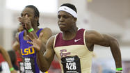 TALLAHASSEE -- Marvin Bracy's first indoor track season ended the way it began: with the Orlando native crossing the 60-meter finish line before anyone else. Saturday afternoon at Virginia Tech, the two-sport Florida State standout claimed his first individual collegiate championship.
