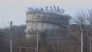 As the clock ticked down Sunday, the morning clouds disappeared, as if they were in on the months-long planning that went into the destruction of Baltimore Gas and Electric Co.'s final natural-gas holding silo.