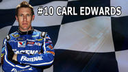 The Backstretch Blog: Countdown to the Season- Number 10 Carl Edwards