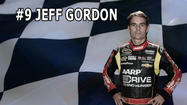 The Backstretch Blog: Countdown to the Season- Number 9 Jeff Gordon