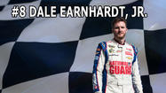 The Backstretch Blog: Countdown to the Season- Number 8 Dale Earnhardt, Jr.