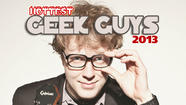 The Hottest Geek Guys of Winter 2013 Edition
