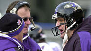"<strong>March 1, 2002:</strong> The Ravens release Elvis Grbac, the expensive but mistake-prone quarterback they wooed last year instead of re-signing Trent Dilfer, who'd helped them win the <a href=""http://www.baltimoresun.com/superbowl/"">Super Bowl</a>. Grbac committed 26 turnovers in a 10-6 season as the Ravens lost in the division playoffs."