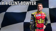 The Backstretch Blog: Countdown to the Season- Number 4 Clint Bowyer
