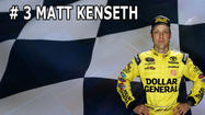 The Backstretch Blog: Countdown to the Season- Number 3 Matt Kenseth