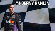 The Backstretch Blog: Countdown to the Season- Number 2 Denny Hamlin