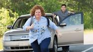 """Identity Thief"" has stolen back the top spot at the weekend box office, taking in an estimated $14.1 million to trump new releases ""Snitch"" and ""Dark Skies,"" according to an estimate from distributor Universal Pictures."