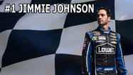 The Backstretch Blog: Countdown to the Season- Number 1 Jimmie Johnson