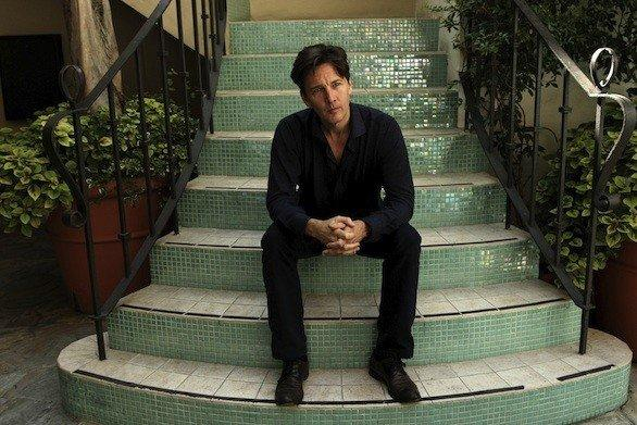 "Actor and travel writer Andrew McCarthy, author of ""The Longest Way Home."""