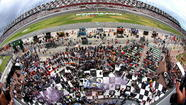 DAYTONA BEACH – Jimmie Johnson won the 55th running of the Daytona 500 Sunday at Daytona International Speedway.