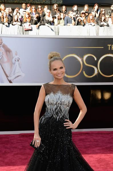 Singer and actress Kristin Chenoweth
