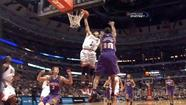 D-Rose Dunk of the Day: Sun down