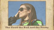 On Sunday Danica Patrick became the first woman to lead the Daytona 500 under green and the highest finishing woman (8th).