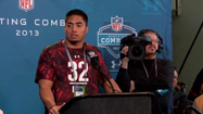 VIDEO Wrapping up the NFL Combine