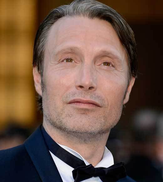 Oscars 2013: Academy Awards red carpet arrival pics: Mads Mikkelsen