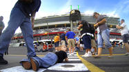 Pictures:  Fans at the 2013 Daytona 500