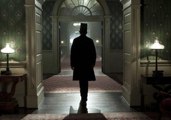 """Daniel Day-Lewis in """"Lincoln."""""""