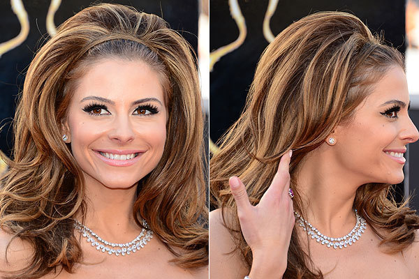 Oscars 2013 Red Carpet Hairstyles Chicago Tribune