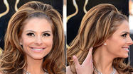 Oscars 2013: Red carpet hairstyles