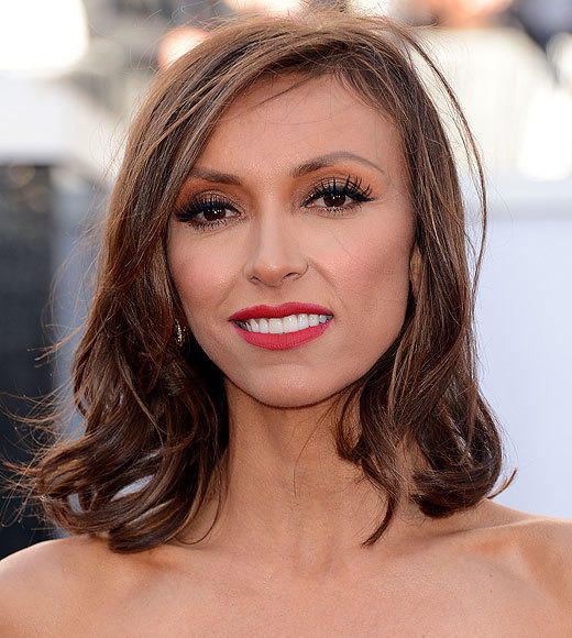 "E! red-carpet host Giuliana Rancic had been mulling ""chopping [my] hair off,"" and Sunday turned out to be the day to deploy her chic new style. As she told fellow host Ryan Seacrest, ""What better day than Oscar day?"" <br><br> <i>-- <a href=""http://twitter.com/TMSJay"">Jay Bobbin</a>, <a href=""http://www.zap2it.com"">Zap2it</a></i>"