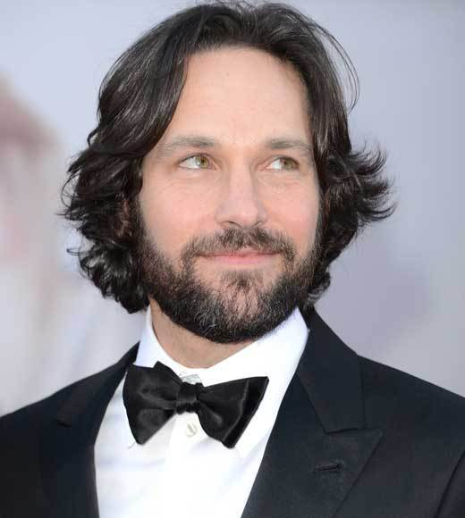 Oscars 2013: Academy Awards red carpet arrival pics: Paul Rudd