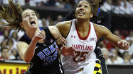 This was Duke vs. Maryland, so you knew it wouldn't be a love-fest.