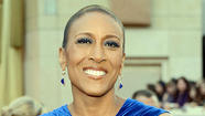 Robin Roberts shows how healthy she is
