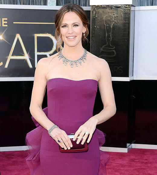 Oscars 2013: The best and worst moments: I cant even talk about it. Im a puddle. -- Jennifer Garner, shying away from discussing the Oscar chances for best picture nominee Argo, directed by her husband, Ben Affleck.   -- Jay Bobbin, Zap2it