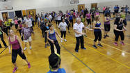 Zumba Hurricane Benefit