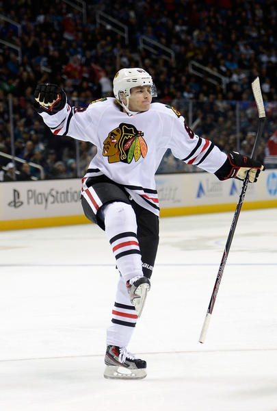 Patrick Kane gets RedEye's award for Best Performance in a Leading Role.