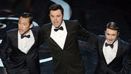 Oscars 2013: The best and worst moments