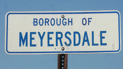 Myersdale Borough