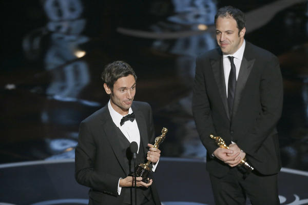 "Documentary film winner for ""Searching for Sugar Man,"" Bendjelloul commented on his film's subject, the elusive Sugar Man: ""He's genuinely a humble man,"" said Bendjelloul of Rodriguez. ""He wants to stay in Detroit and watch it on television. He doesn't want to take any credit for this film."""