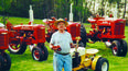 Luther Cramer Jr. learns a lot while restoring tractors