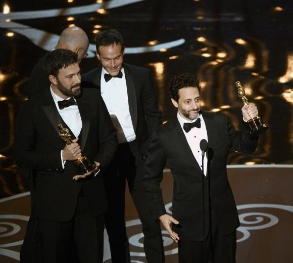 2013 Academy Awards winners and nominees: Amour Argo (winner) Beasts of the Southern Wild Django Unchained Les Miserables  Life of Pi Lincoln Silver Linings Playbook Zero Dark Thirty