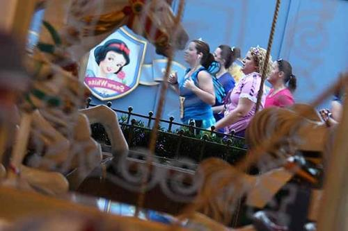 Images from the 2013 Disney Princess Half Marathon.