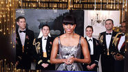 Michelle Obama presents Best Picture ... from the White House
