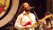 Ziggy Marley at the SobeWFF closing party