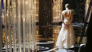 Backstage at the Oscars was a place for frayed nerves and celebrity traffic jams, as the complex, performance-heavy show tested the composure of cast and crew alike.